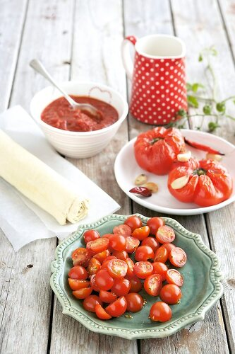 Everything about Tomatoes