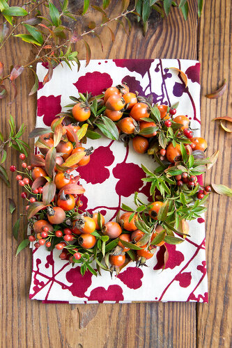 Rose Hip Hip Hooray