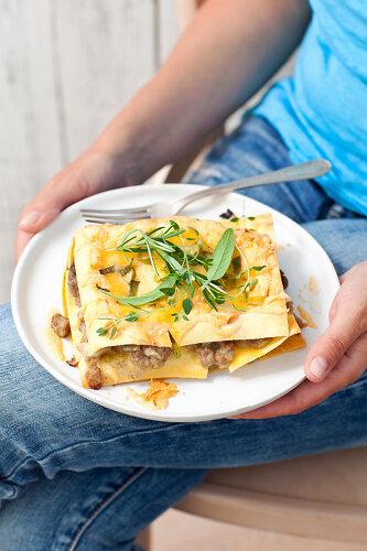 Love Lasagne!