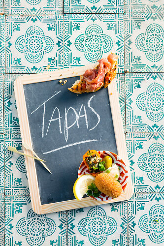 Tapas and More