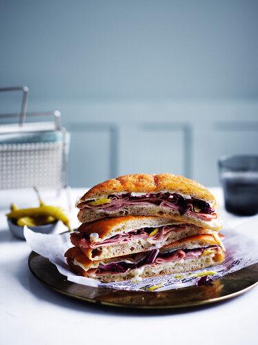 Sandwiched Between...