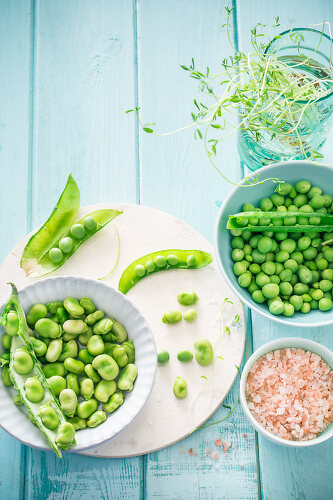 Mind Your Peas and Cu-cumbers