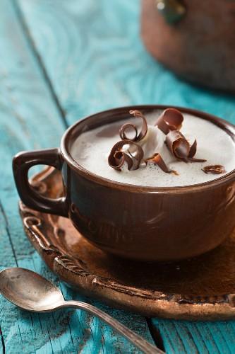 Gluten free hot chocolate