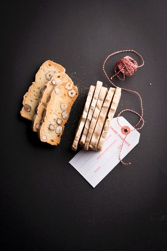 Biscotti for a party