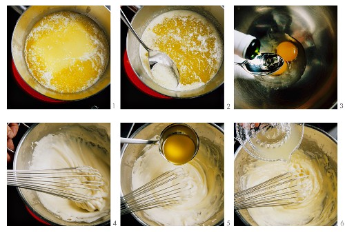00139372 - Making hollandaise sauce