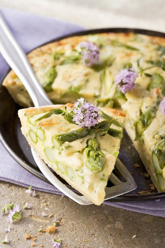 00359582         - Asparagus and potato tart with spring herbs