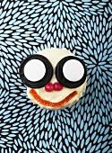 Monster muffin for Halloween
