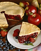 A Slice of Berry Pie