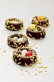 Schokoladenosternester