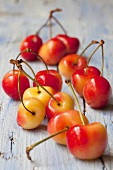 'Napoleon' cherries