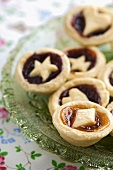 Small jam tarts