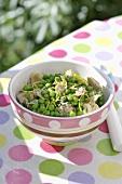 Peas and artichokes