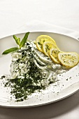 Tzatziki with fennel