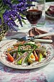 Nizza salad (France)