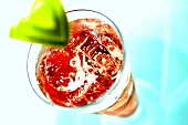 Campari Soda Lemon