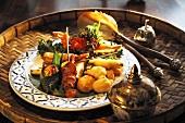 Thai appetizers