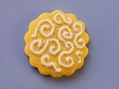 Sevillanas (Spanish shortbread biscuit)