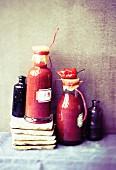 Plum and chilli sauce
