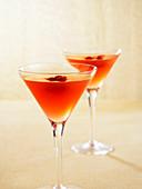 Manchester martini