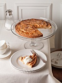 Apple tart (France)
