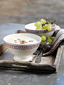 Ajo Blanco (white gazpacho, Spain)
