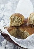 Buchteln (baked, sweet yeast dumpling)