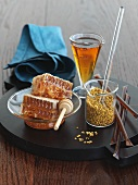 Forms of Honey; Honey, Honeycomb, Pollen, Honey Sticks