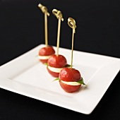 Caprese Salad Hors d'Oeuvres