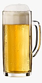 A tankard of lager