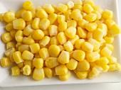 Thawed Frozen Corn Kernels