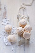 Macaroons for Christmas