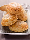 Filled puff pastries