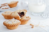 Mince pies for Christmas