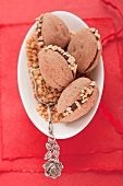 Walnut cookies for Christmas