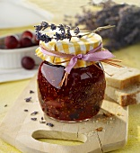 Fig and grape jam
