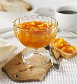 Pumpkin jam