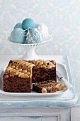 Irish Fruitcake - Walnuts, Macadamias, Brazil Nuts
