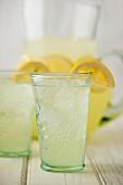 Glasses of Lemonaded
