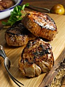 Pork brazing steak/Boneless spare ribs