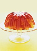 Cranberry and orange jelly