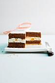 Rice Trauttmannsdorf cake