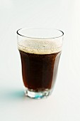 Pint Glass of Dark Beer