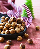 Hazelnuts for snacking (Christmas)