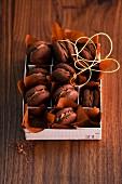 Hazelnut macaroon
