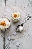 Christmas Pudding trifles