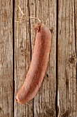 Westphalian horsemeat sausage