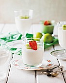 Yoghurt mousse