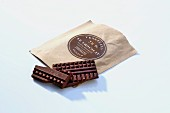 A bar of chocolate (Alain Ducasse)