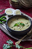 Nombu Kanji (Ramadan soup, India)