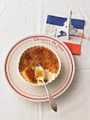 Crème brûlée (France)